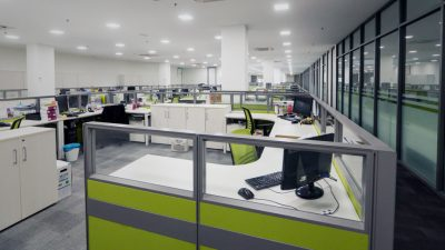 How Interior Design Can Improve Your Working Environment