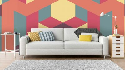 Implement Pattern Elements As Part of Interior Design