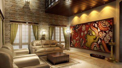 Using Cultural Elements As Interior Design