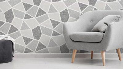 Interior Design Idea Geometric Patterns