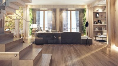 Using Natural Materials For Your Interior Design