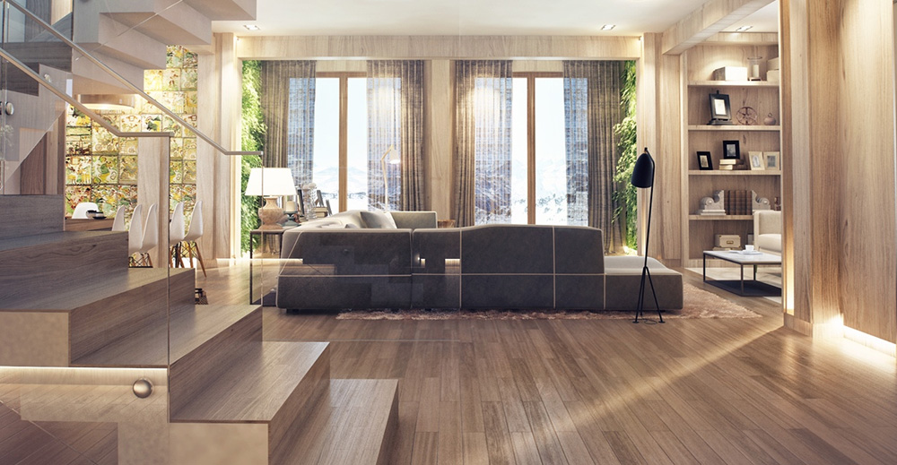 Using Natural Materials For Your Interior Design Interior Design Blog